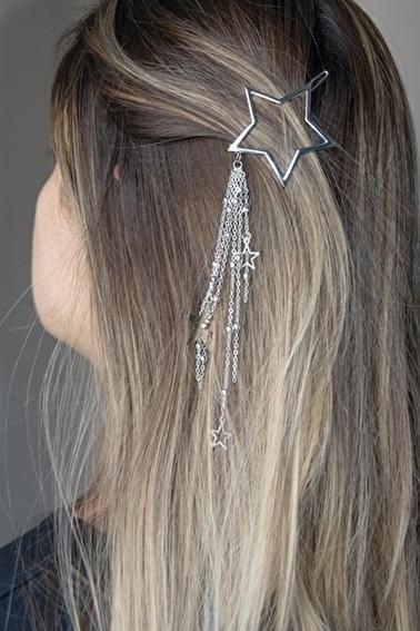 New Obsessions Saç Aksesuarları Renkli
